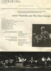 13 Astor Piazzolla octeto  electronico Adalberto Cevasco