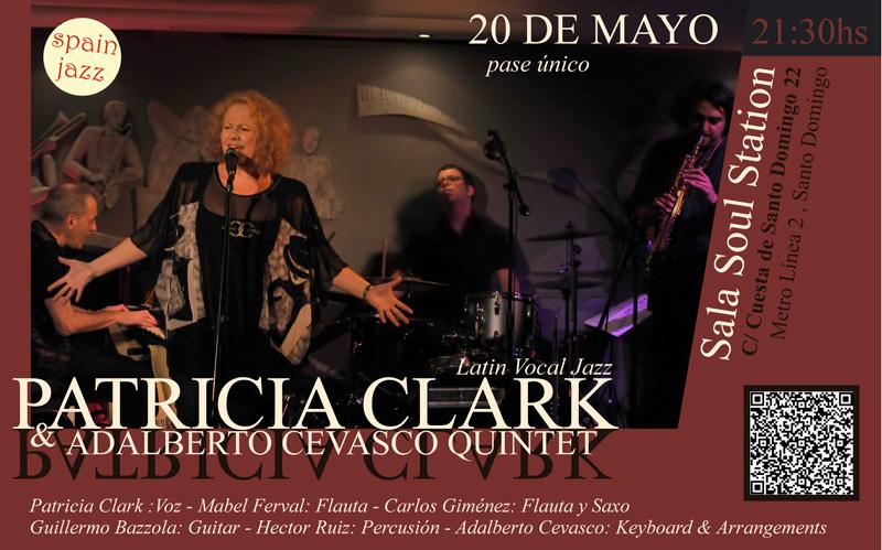 patricia clark concierto 2013