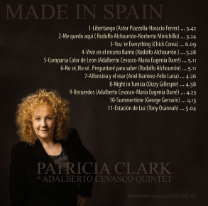 Made in Spain Patricia Clark & Adalberto Cevasco